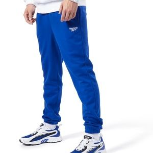 NWT Reebok Classic French Terry Joggers